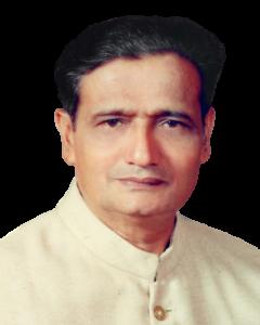 Late Shri Natajirao G, Halgekar